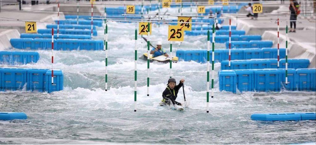Tokyo-slalom-venue-agplus-slalom-poles